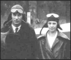 Al Johnson & wife, 1924