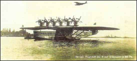 Dornier Flagschiff Do X