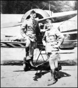 Harry Runser & Roscoe Turner