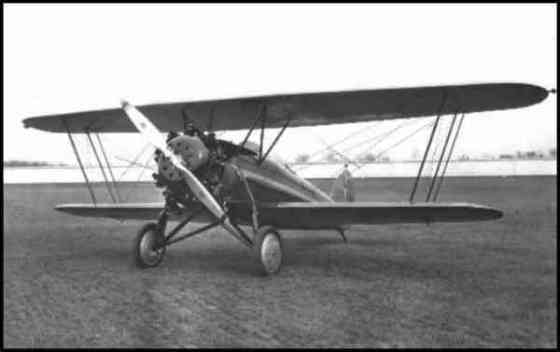 Waco Taperwing, 1929